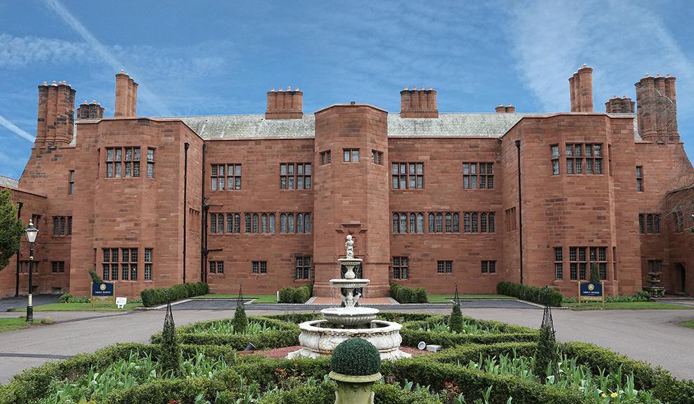 abbey House gardens & hotel
