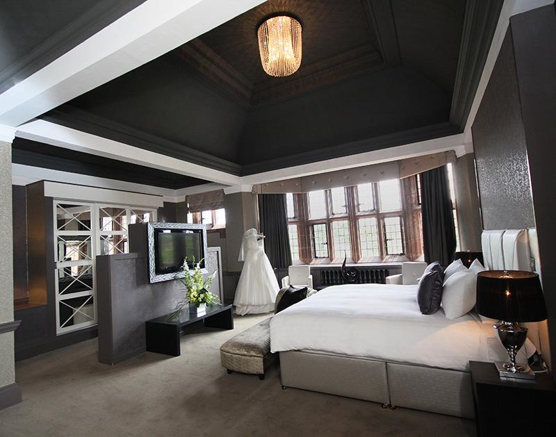 bridal suite in lake district