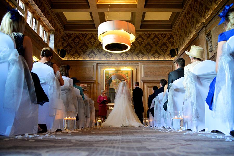 Wedding happening
