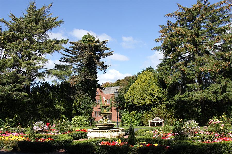 may bank holiday break gardens