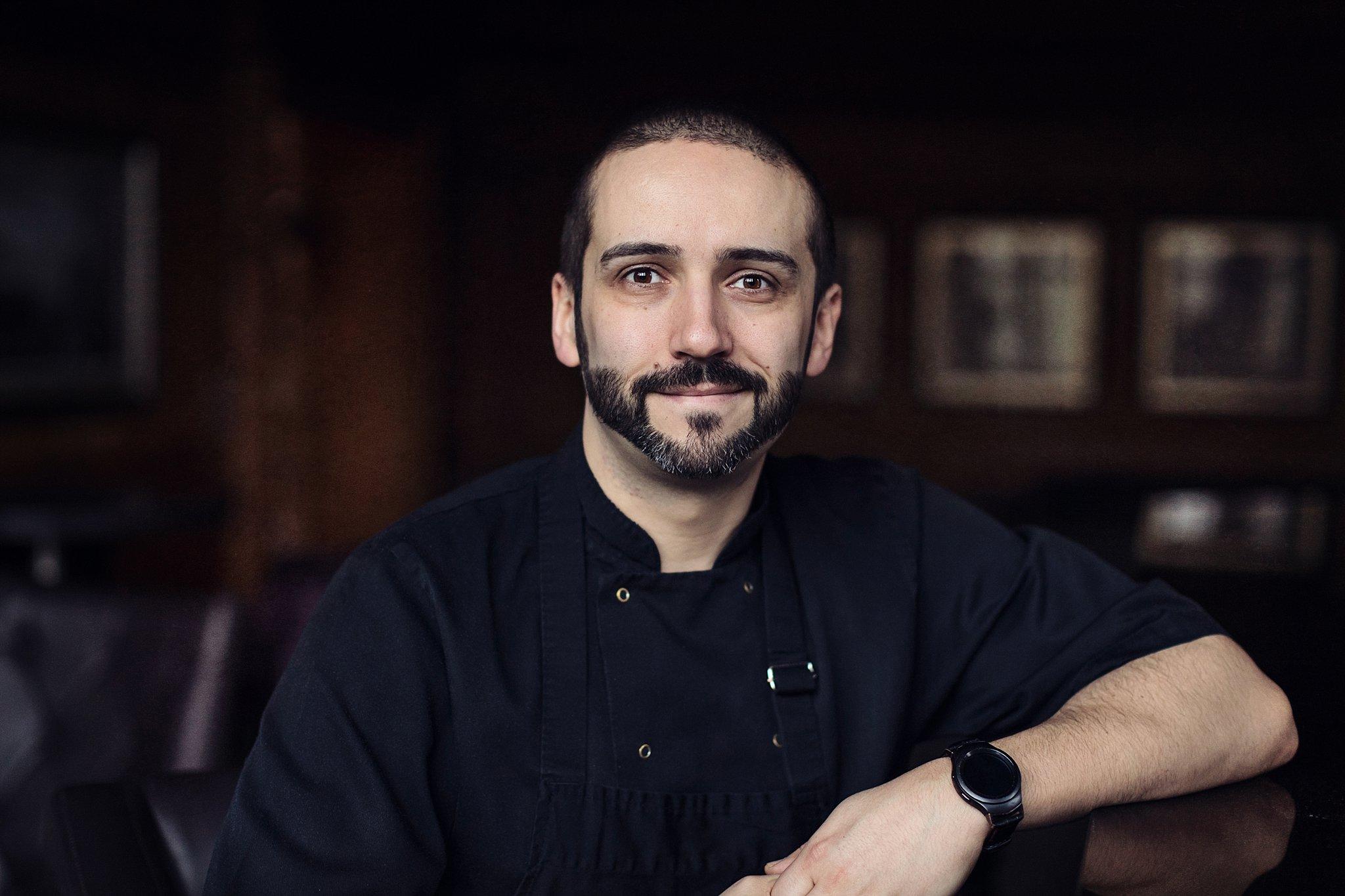 Head Chef at Oscar's Abbey House Hotel restaurant