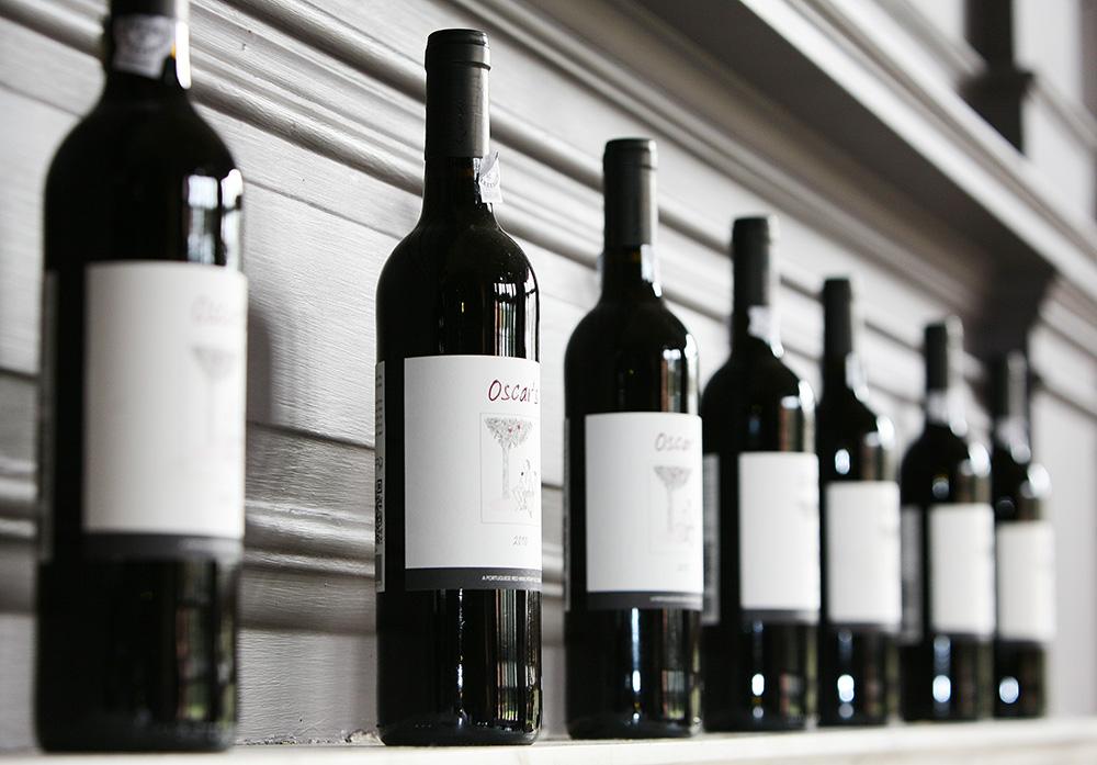 Oscars House Wine