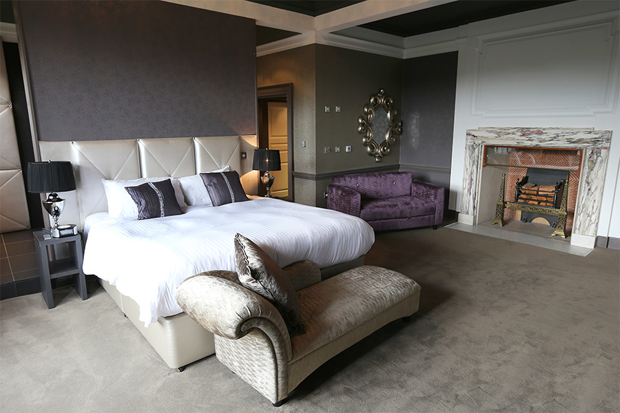Suite at The Abbey House Hotel