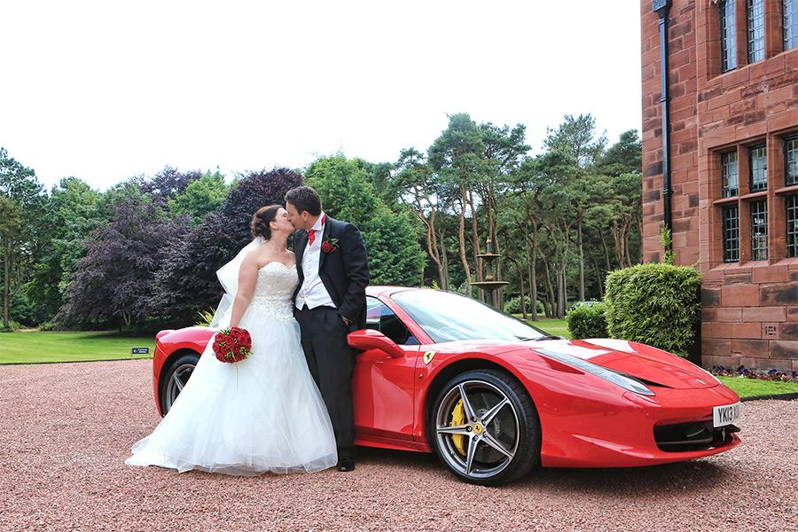 perfect wedding in Cumbria