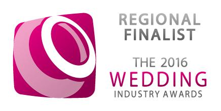 The 2016 Wedding Industry Awards - Finalist