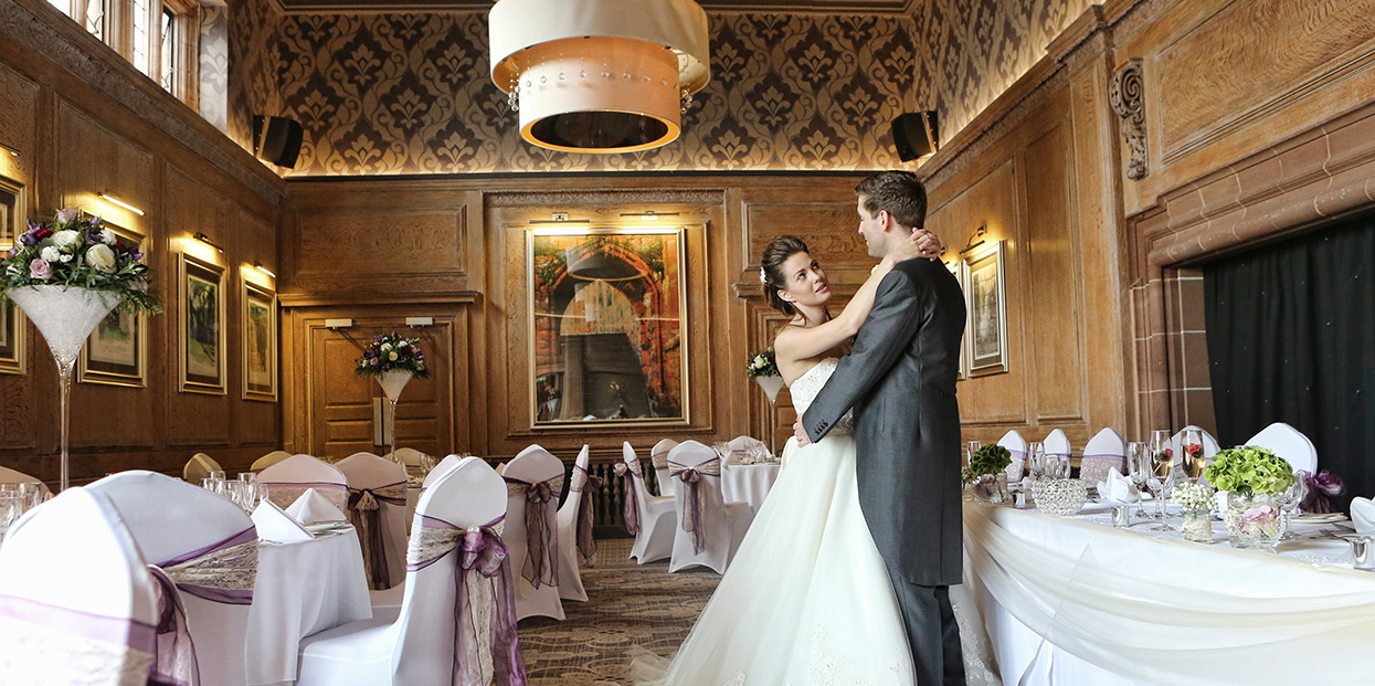 Luxury Wedding Venue Lake District North West Abbey House