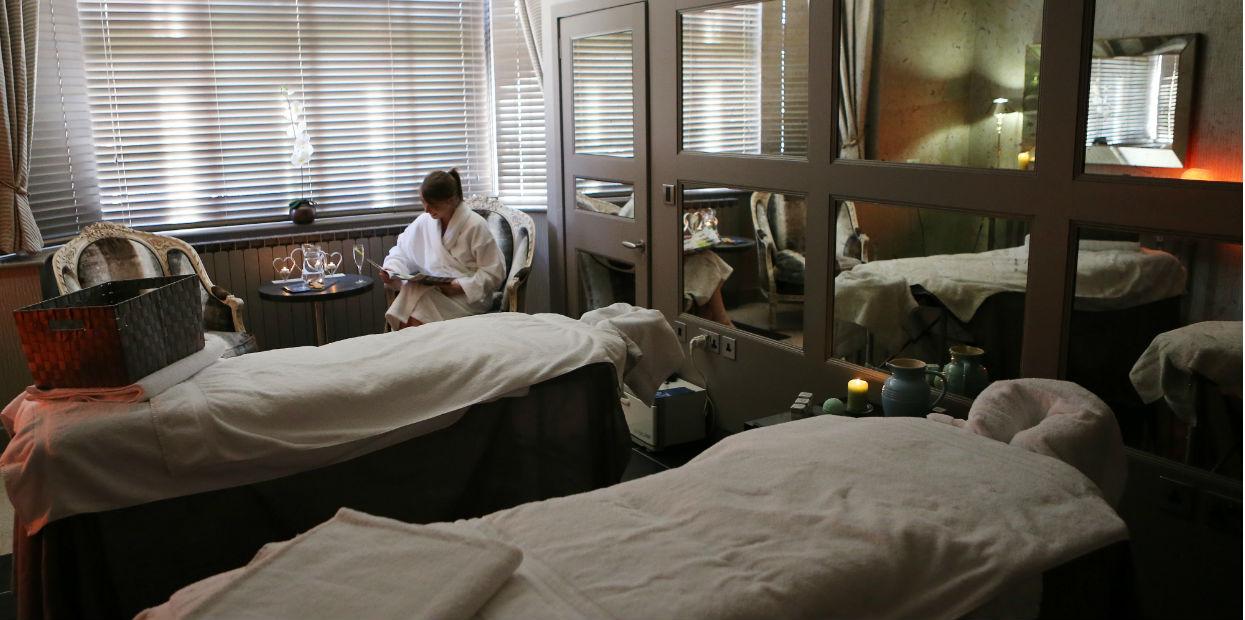 massage treatment lake district