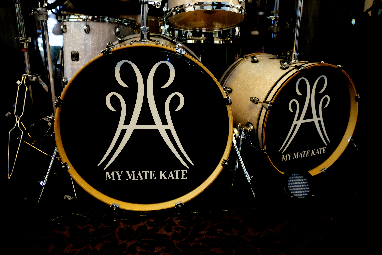 Abbey House Hotel Drum Kit