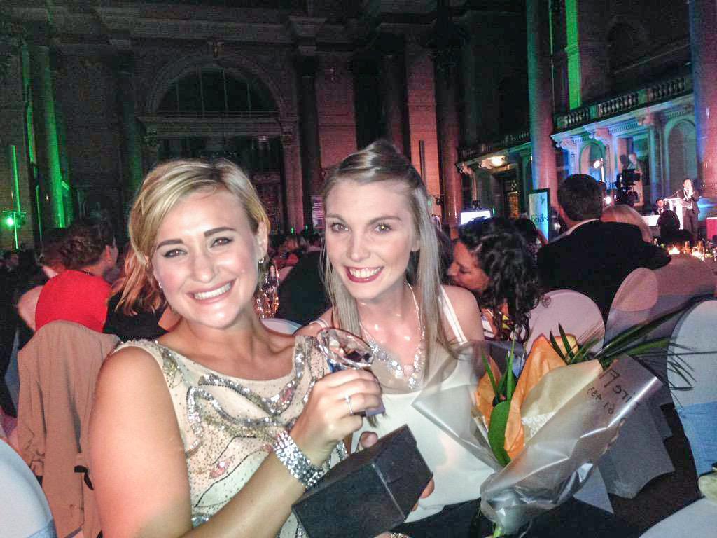 Best Wedding Venue Cumbria Award Ceremony