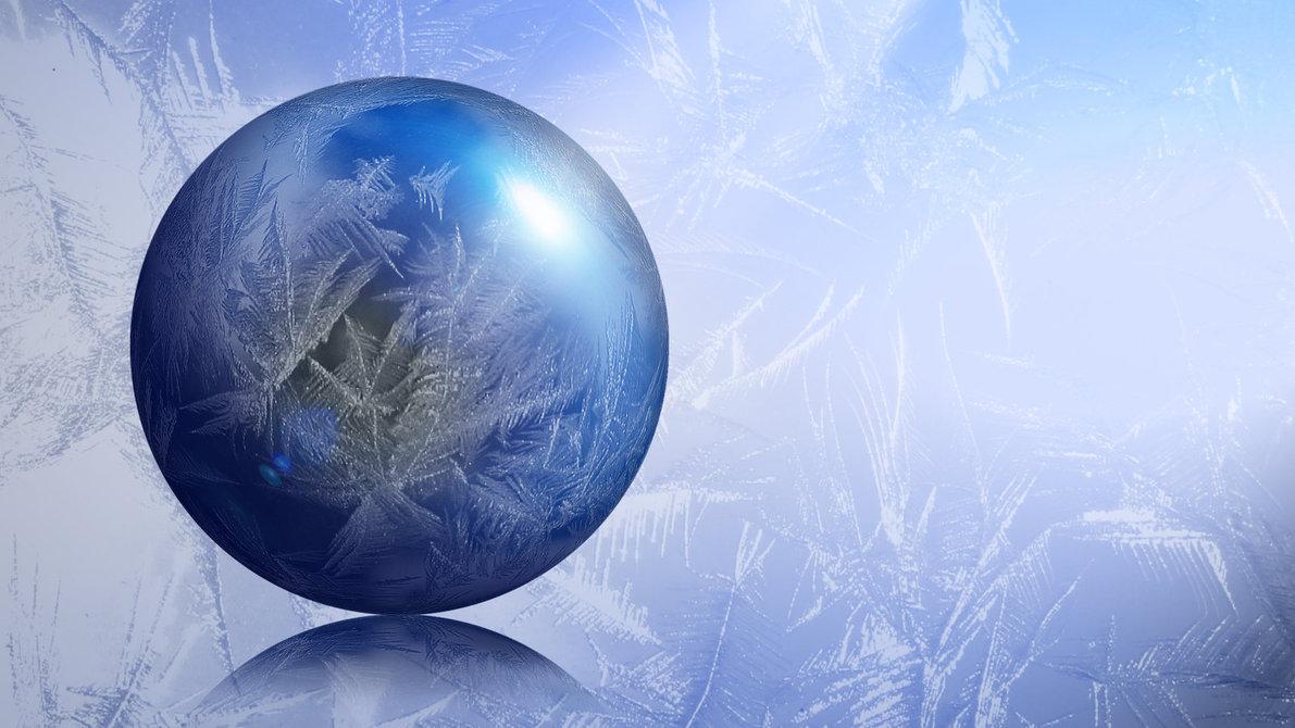 Winter snowball
