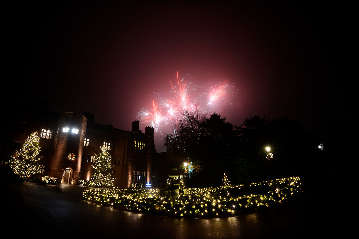 firework events in the lake district