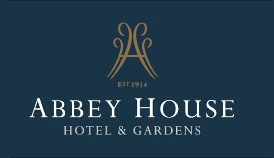 Abbey House Logo Blue