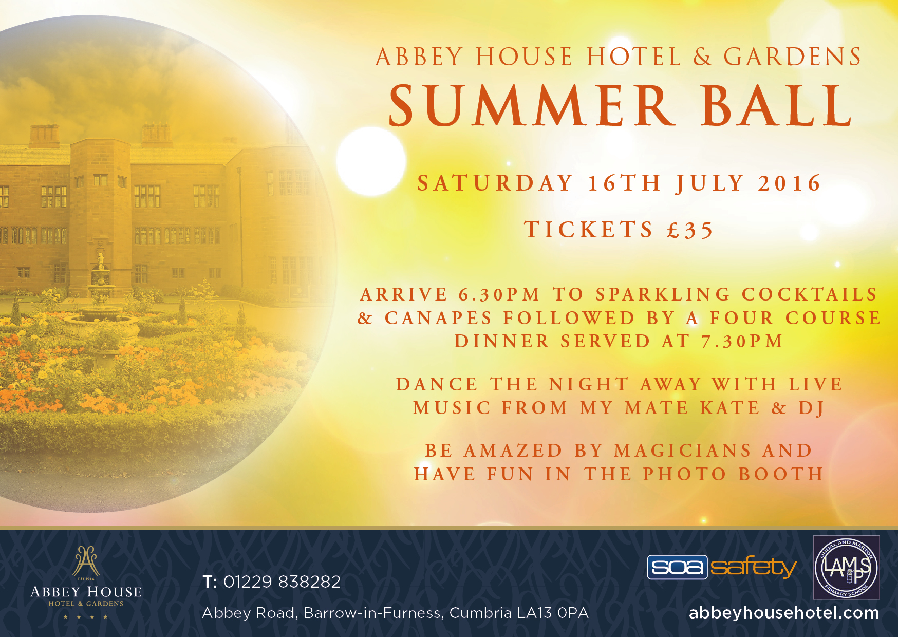 Summer Ball Ticket 2016_TV with Logos