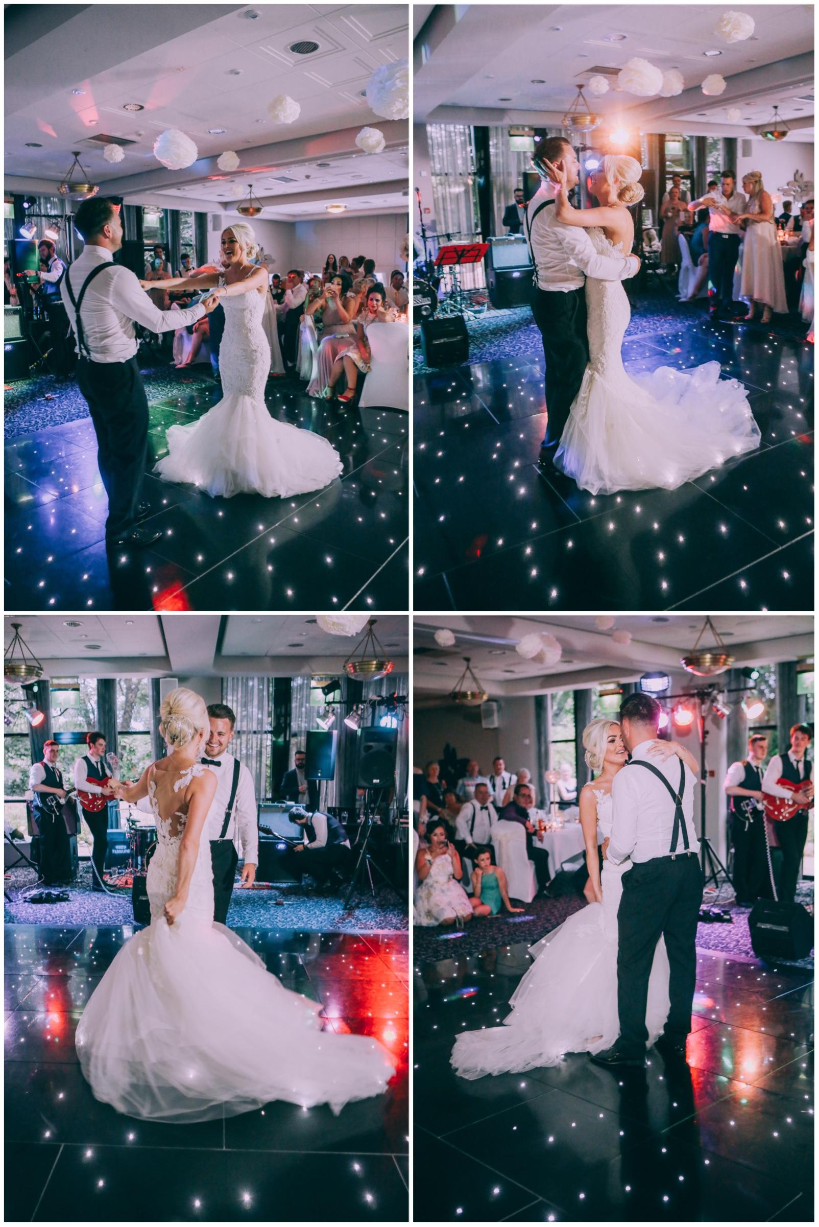 Wedding venue Hire dance floor - lake district
