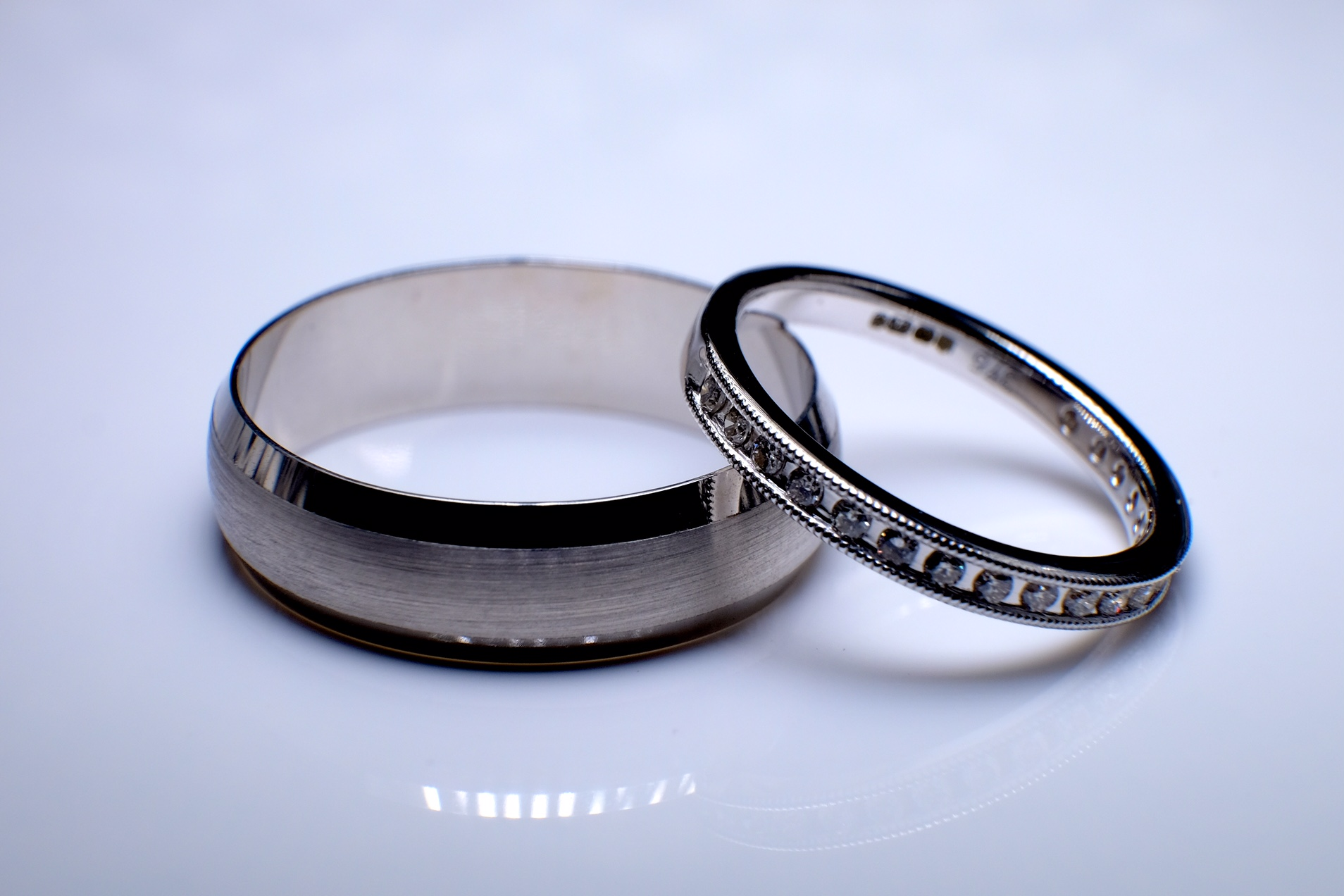 wedding bands - wedding rings