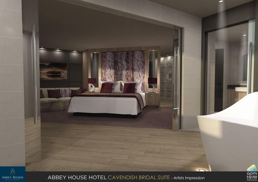Cavendish Bridal Suite