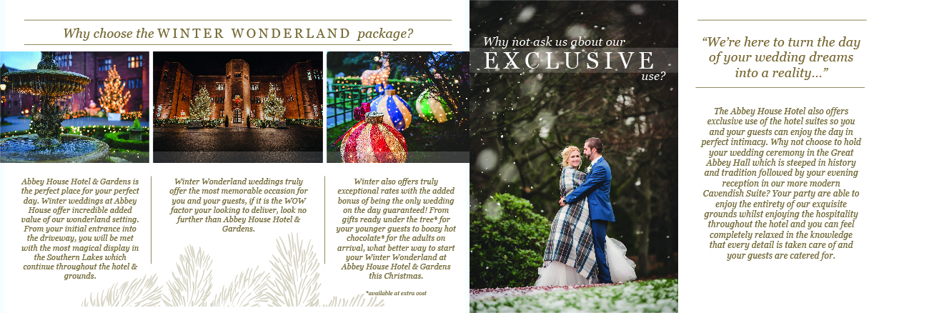 Winter Wonderland Package