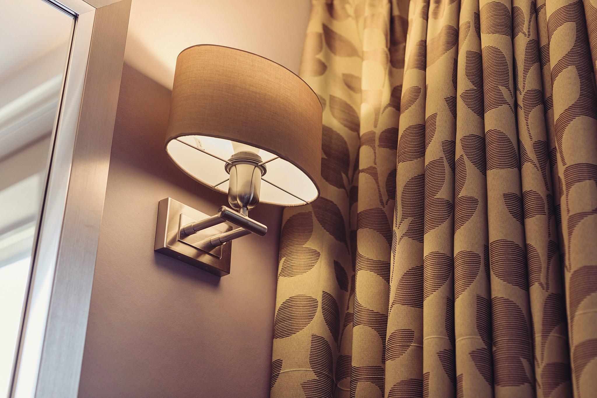 Luxury suites lighting