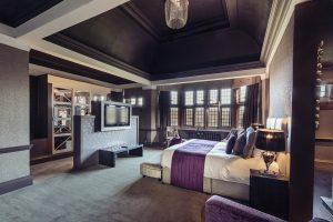 Princess Suite sleeping area